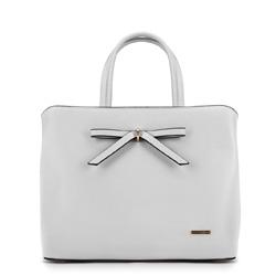 Tote táska, fehér, 90-4Y-760-0, Fénykép 1