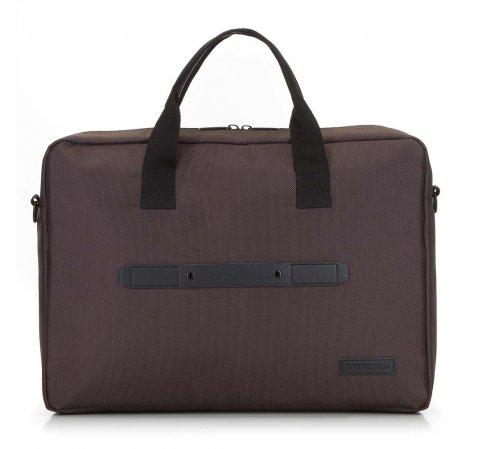 """Első heveder nagy laptop táska 17 """", barna, 91-3P-701-1, Fénykép 1"""