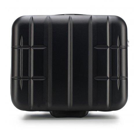 ABS Neszeszer, fekete, 56-3A-345-10, Fénykép 1