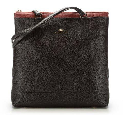 Női táska, fekete, 85-4E-458-7, Fénykép 1