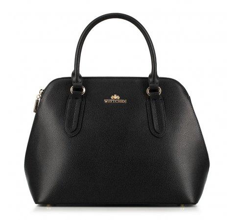 Női táska, fekete, 90-4E-607-5, Fénykép 1
