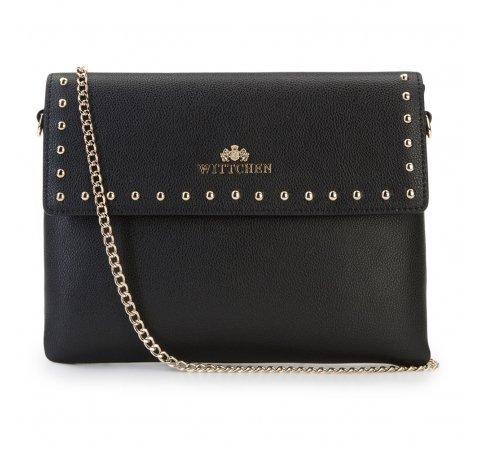 Női táska, fekete, 87-4-563-1, Fénykép 1