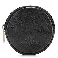 Érme pénztárca, fekete, 21-2-033-1, Fénykép 1