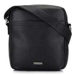 Férfi táska, fekete ezüst, 29-4P-001-1, Fénykép 1