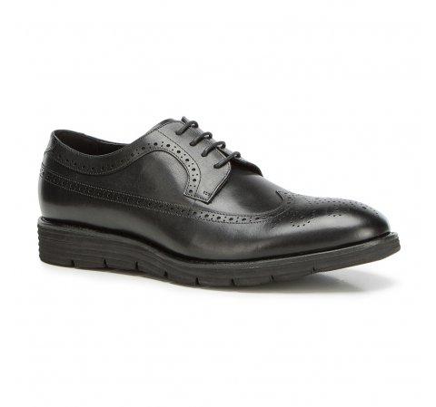 Férfi cipő, fekete, 90-M-511-5-40, Fénykép 1