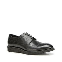 Férfi cipő, fekete, 90-M-511-1-44, Fénykép 1