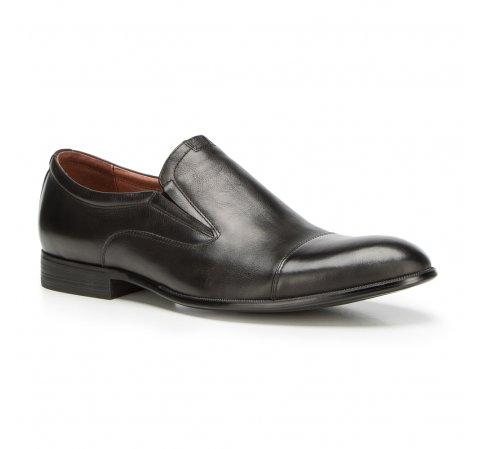 Férfi cipő, fekete, 90-M-907-1-39, Fénykép 1