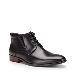Férfi cipő, fekete, 87-M-828-1-41, Fénykép 1