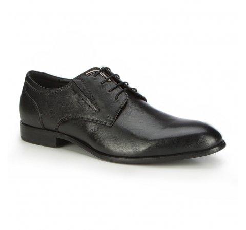 Férfi cipő, fekete, 87-M-902-1-42, Fénykép 1