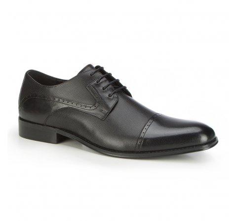 Férfi cipő, fekete, 87-M-909-1-40, Fénykép 1