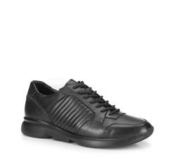 Férfi cipő, fekete, 87-M-929-1-42, Fénykép 1