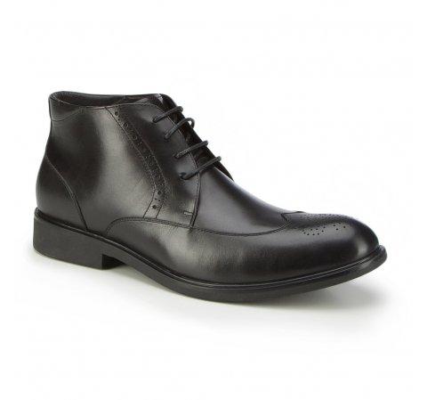 Férfi cipő, fekete, 87-M-944-1-42, Fénykép 1
