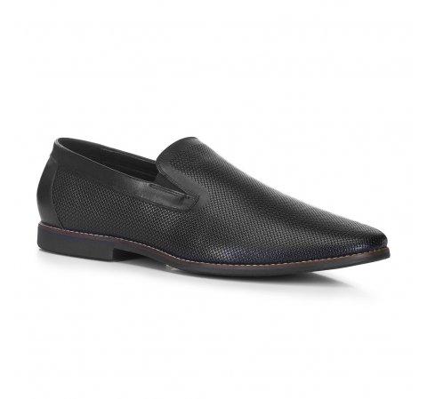 Férfi cipő, fekete, 88-M-907-1-44, Fénykép 1
