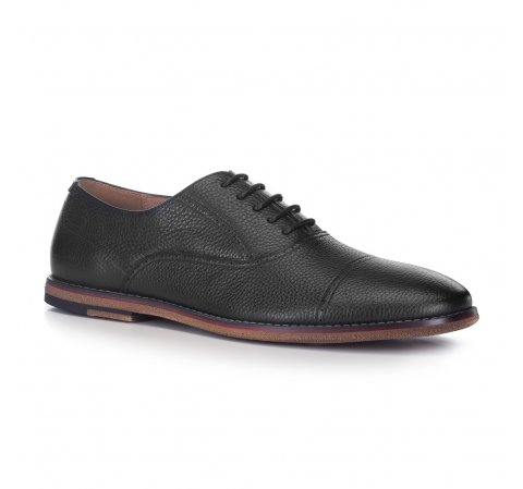 Férfi cipő, fekete, 88-M-915-7-40, Fénykép 1