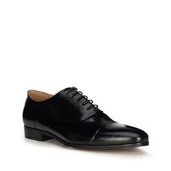 Férfi cipő, fekete, 89-M-700-1-44, Fénykép 1