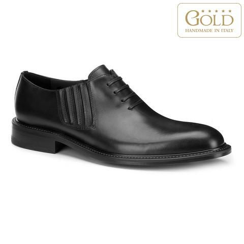 Férfi cipő, fekete, BM-B-590-1-42_5, Fénykép 1