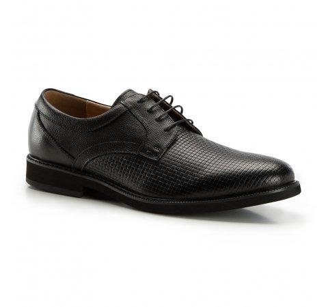 Férfi cipő, fekete, 86-M-917-1-44, Fénykép 1