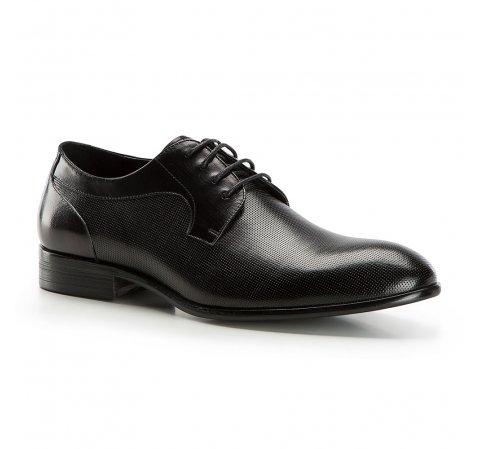 Férfi cipő, fekete, 86-M-927-1-40, Fénykép 1