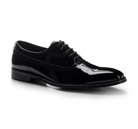 Férfi cipő, fekete, 88-M-815-1-44, Fénykép 1