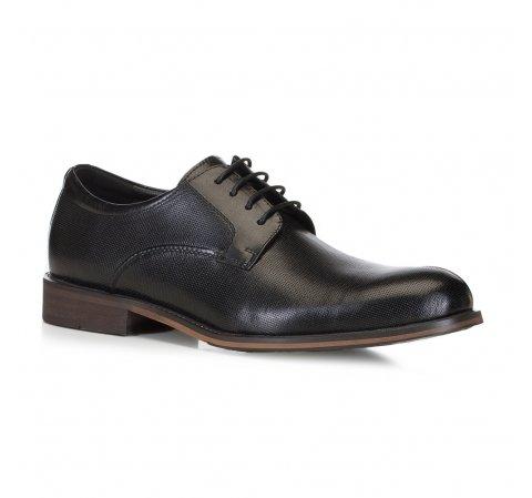 Férfi cipő, fekete, 88-M-932-2-44, Fénykép 1