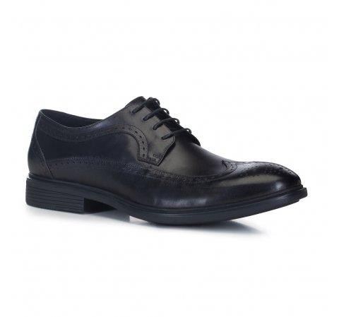 Férfi cipő, fekete, 88-M-933-1-41, Fénykép 1