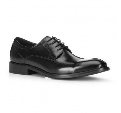 Férfi cipő, fekete, 88-M-934-1-45, Fénykép 1