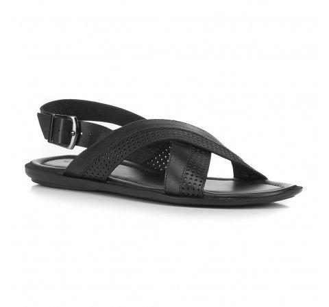 Férfi cipő, fekete, 88-M-941-1-42, Fénykép 1
