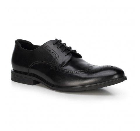 Férfi cipő, fekete, 89-M-504-1-42, Fénykép 1