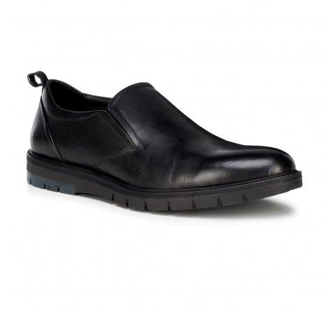 Férfi cipő, fekete, 89-M-508-1-39, Fénykép 1