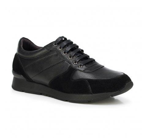 Férfi cipő, fekete, 89-M-509-7-44, Fénykép 1