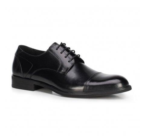 Férfi cipő, fekete, 89-M-902-1-43, Fénykép 1