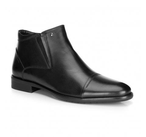Férfi cipő, fekete, 89-M-919-1-44, Fénykép 1