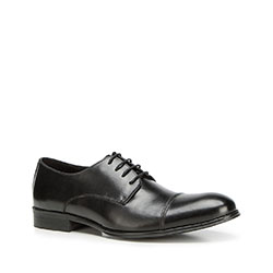 Férfi cipők, fekete, 90-M-513-1-41, Fénykép 1