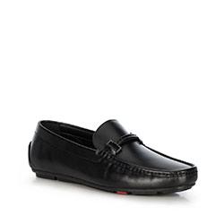 Férfi cipők, fekete, 90-M-903-1-41, Fénykép 1