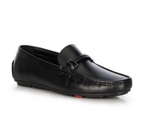 Férfi cipők, fekete, 90-M-903-1-45, Fénykép 1