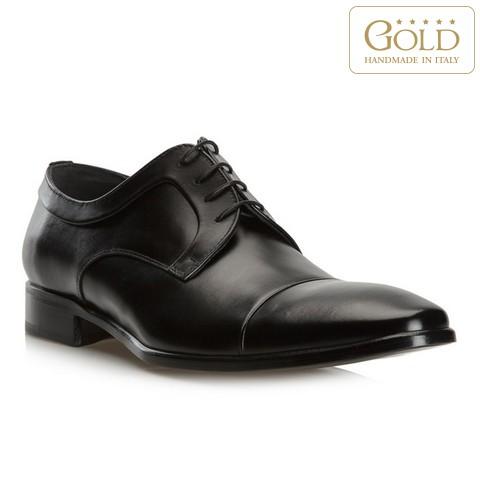 Férfi cipő, fekete, BM-B-573-4-45_5, Fénykép 1