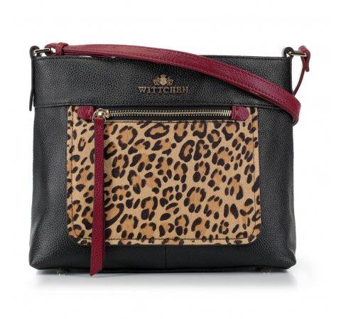 Női táska, fekete, 89-4E-206-X1, Fénykép 1