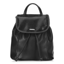 Női hátizsák, fekete, 89-4Y-562-1, Fénykép 1