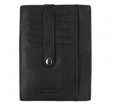 Bankkártya tartók, fekete, 20-1-095-11, Fénykép 1