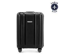 Kis bőrönd, fekete, 56-3T-731-10, Fénykép 1