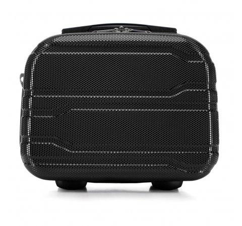Kozmetikai táska, fekete, 56-3P-984-91, Fénykép 1