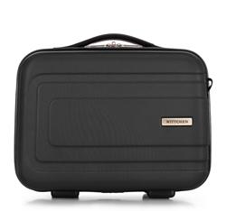Utazási kozmetikus ABS-ből, fekete, 56-3A-634-10, Fénykép 1