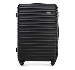 Nagy bőrönd, fekete, 56-3A-313-11, Fénykép 1