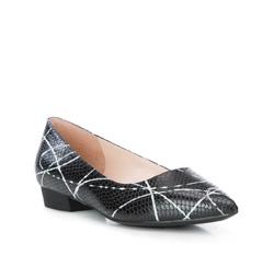 Női cipő, fekete, 84-D-602-1-37, Fénykép 1