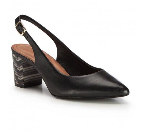 Női cipő, fekete, 86-D-554-1-36, Fénykép 1