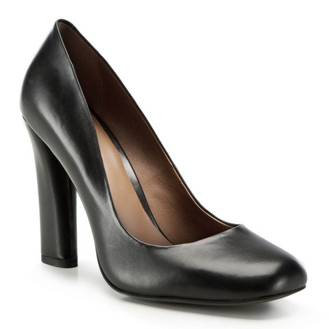 Női cipő, fekete, 86-D-651-9-35, Fénykép 1