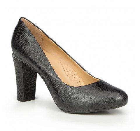 Női cipő, fekete, 87-D-707-1-40, Fénykép 1