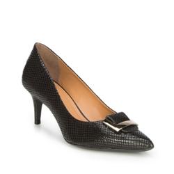 Női cipő, fekete, 87-D-756-1-39, Fénykép 1