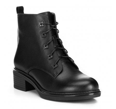 Női cipő, fekete, 89-D-956-8-36, Fénykép 1