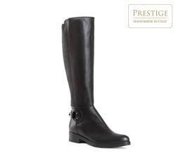 Női cipő, fekete, 83-D-402-1-36, Fénykép 1
